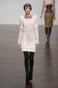 Bora Aksu:Autumn/Winter 2013:Review | ELLE UK