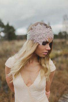 Reiss Bohemian Luxe Crystal Headband by GibsonBespoke on Etsy, $465.00