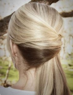 20 Must-See Ponytails From Pinterest - Daily Makeover