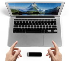 Leap suggests future of gesture-based computing