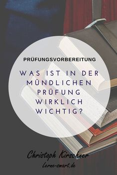Mündliche Prüfung Tipps – Was zählt in der Prüfung wirklich? Oral exams are a real horror for many, because for most it is unclear what to expect. Written exams are written regularly, but especially the oral exams are rather rare. School Hacks, I School, Back To School, School Motivation, Study Motivation, Real Horror, Exams Tips, Studyblr, Motivational Posters