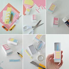 Matchbox Birthday Cards | Oh Happy Day