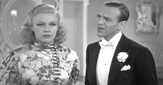 Mash-Up Of Every Single Outfit Fred Astaire And Ginger Rogers Wore Together via LittleThings.com