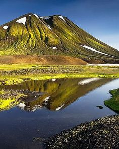 Landmannalaugar, South Iceland by Cindy Melander | by ingoval