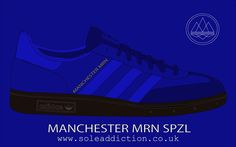Image of Manchester MRN SPZL Sticker Pack