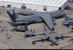 Galaxy C-5...my favorite airplane. I learned my trade on this bird.