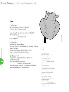 #wiersz Ostapa Sływyńskiego #miłość #serce #radarmagazine