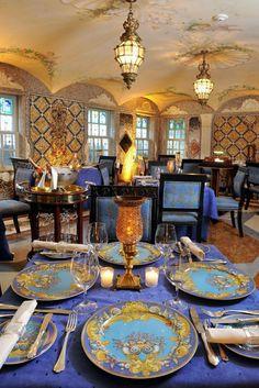 Casa del Famoso Diseñador de Modas Gianni Versace