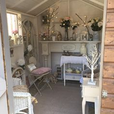 Make a Shabby Chic Space