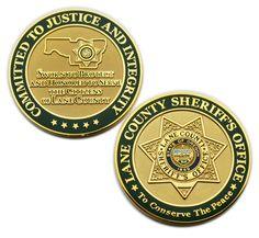 17 Best CopShop Challenge Coins images in 2012 | Challenge