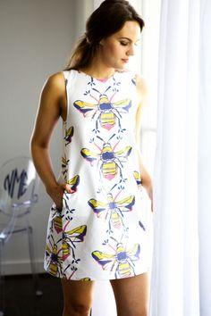 Queen Bee Shift Dress