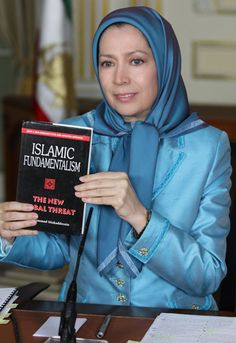 """Mrs. Maryam Rajavi, the president of the National Council of Resistance of Iran told the U.S. Congress on Wednesday that in the """"absence of a firm policy vis-à-vis the regime in Tehran, there will be destructive consequences."""" To counter Islamic f..."""