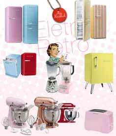 retro kitchen for me please