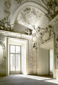 I love this ~ Baroque Interior Design
