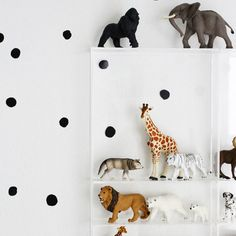 SCHLEICH animals #schleich | ph. via unknown