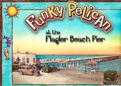 Offers Gluten Free Menu Funky Pelican at Flagler Beach Pier, Flagler Beach Florida