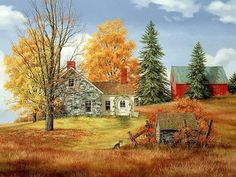 fall scenes with pumpkins | Free Autumn farm Wallpaper - Download The Free Autumn farm Wallpaper ...