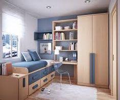 Organization ideas for small bedroom