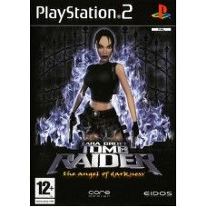 Lara Croft Tomb Raider: The Angel Of Darkness PAL for Sony Playstation 2/PS2 from Eidos (SLES 51227)