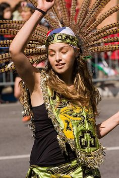 Aztec Dancer