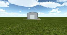 Cool 3D #marketing http://ift.tt/2vGdo1k #barn #workshop #greenhouse #garage #roofing #DIY