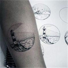 Ocean Tattoos: 50 Most Amazing Water World Tattoos You Have Ever Seen – Small Tattoos Tribal Shoulder Tattoos, Mens Shoulder Tattoo, Tribal Tattoos, Poseidon Tattoo, Circle Tattoos, Body Art Tattoos, Flower Tattoos, World Tattoo, Tattoo You