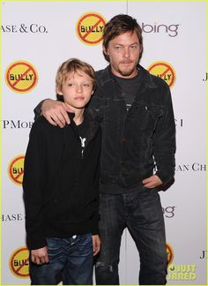 He even makes cute kids. Look out world, here comes Mingus!
