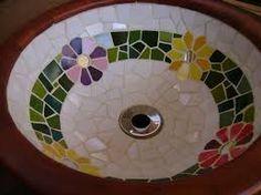 Resultado de imagem para mosaicos redondos