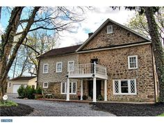 Spectacular farmhouse in Ambler, PA.  MLS 6381952