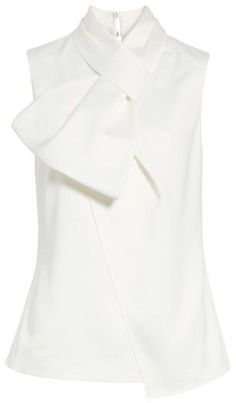 4a5a6ffe5c532 Ted Baker London Kristaa Twisted Bow Neck Top