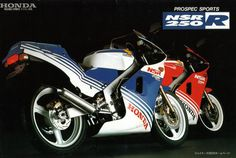 1987 Honda NSR250R (MC16)