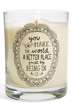 LOVE this candle!