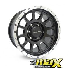 16 Inch Mag Wheel -  MX-006 Bakkie Wheels (6x139.7 PCD)