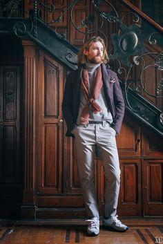 Eidos Napoli Fall Winter 2015 Otoño Invierno #Tendencias #Moda Hombre #Trends #Menswear  M.F.T.