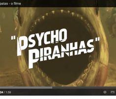 'Piranhas Psicopatas', da Ogilvy br para a linha de barbeadores Aquatouch, da Philips - Blue Bus