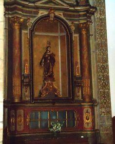 HELDER BARROS: Amarante Igreja de São Gonçalo - No mês dos Santos Populares a Capela de Santo António, na Monumental Igreja de São Gonçalo de Amarante.