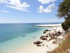 Praia da Figueirinha em Portugal #viagem #lisboa #portugal