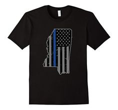 Mississippi Police & Law Enforcement Thin Blue Line Shirts - Male Small - Black Shoppzee Police & Law Enforcement Shirts http://www.amazon.com/dp/B016X6X77W/ref=cm_sw_r_pi_dp_kK9Swb1THQCXB