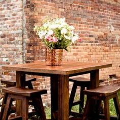 Pub Table Plans Woodworking