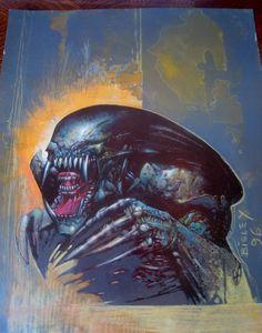 Alien by Simon Bisley