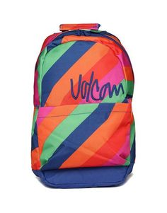 Mochila Volcom Going Back Schl