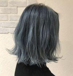 Hair Color Streaks, Hair Color Balayage, Ombre Hair, Shot Hair Styles, Curly Hair Styles, Ulzzang Hair, Dull Hair, Dye My Hair, Aesthetic Hair
