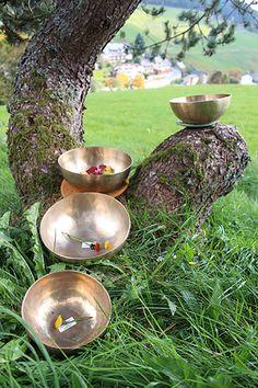 Tibetan Bowls, Zen, Healing, Singing Bowl, Artisans, Outdoor Decor, Breathe, Spirit, Bowls