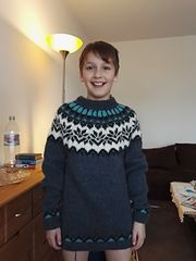 Ravelry: monsci's Oliver's sweater