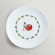 1 Food Inspiration, Decorative Plates, Tableware, Kitchen, Home Decor, Dish Sets, Dishes, Mesas, Illustrators