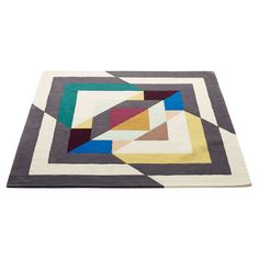 Massimo Rosa Rug | Patterned Rugs | Rugs | Living Room | Heal's
