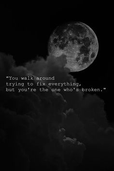 New Quotes Hurt Strong Feelings 15 Ideas Dark Quotes, New Quotes, True Quotes, Words Quotes, Funny Quotes, Inspirational Quotes, Sayings, People Quotes, Moon Quotes