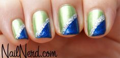 Seahawks. nails