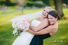 sisters, bride and maid of honor  |  k.holly  |  bay area wedding photographer