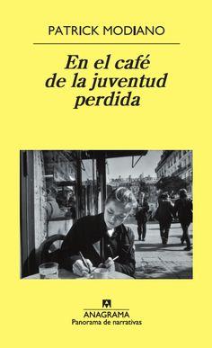 en el cafe de la juventud perdida (5ª ed.)-patrick modiano-9788433974860